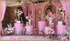 Princess First birthday party - Tulips Event Management Decoration, Decoration İdeas Party, Decoration İdeas, Decorations For Home, Decorations For Bedroom, Decoration For Ganpati, Decoration Room, Decoration İdeas Party Birthday. #decoration #decorationideas