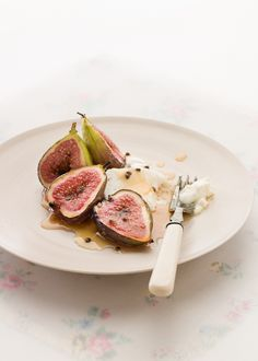 william lingwood - Grilled Figs