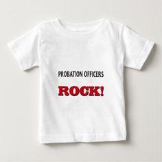 Probation Officers Rock T Shirt, Hoodie Sweatshirt