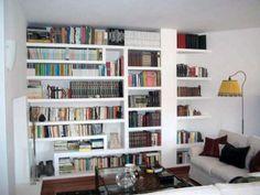 Libreria su misura in cartongesso plasterboard for Librerie moderne economiche