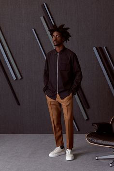 The mood for A/W16 takes a darker turn, with an array of contrasting textures and rich, saturated hues from Lanvin, Maison Margiela and Wooyoungmi.
