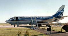 Aerolineas Argentinas-Boeing 737-200