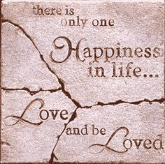 Thankfully,   All I feel lately.  Is.... Love!     AMEN!