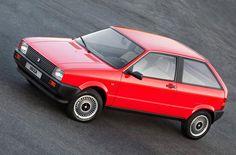 SEAT Ibiza MK I 1985