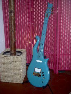 "Prince ""Blue Angel"" Cloud Guitar"
