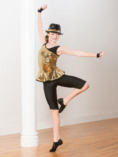 Revolution Dancewear - Costume Collection - Jazz/Tap | Revolution ...