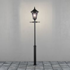 Lantaarnpaal Konstsmide Vigro 583-750 #lantaarn #lantaarnpaal #buitenlamp #lamp123.nl #tuinverlichting #buitenverlichting