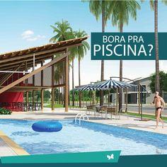O prazer de uma piscina sempre e quando você quiser ;) E nesse calor... melhor ainda! #JardimEntreRios #PartiuPiscina