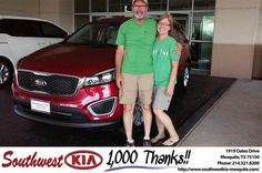 https://flic.kr/p/JY6QyT | #HappyBirthday to David from Mike Stanton at Southwest Kia Mesquite! | deliverymaxx.com/DealerReviews.aspx?DealerCode=VNDX