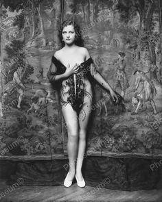 Anne Lee Patterson Show Girl Vintage 8x10 Reprint Of Old Photo 1