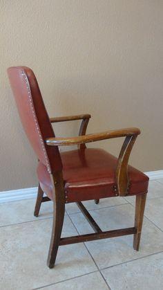 Jasper Chair Company Antique Vintage Mid Century by atomicancient, $100.00