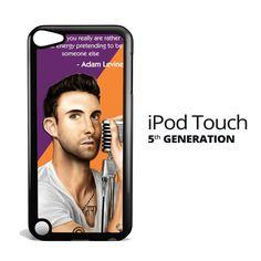 ADAM LEVINE MAROON 5 Y2301 iPod Touch 5 Case