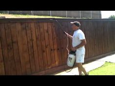 Steps on how to stain a fence.mp4