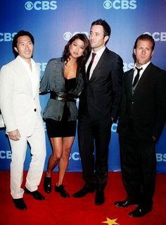 The Cast of Hawaii Five-0