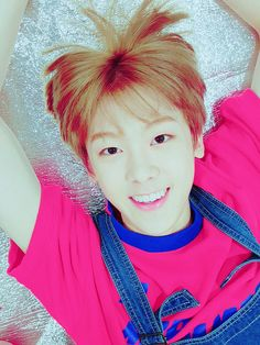 Sanha is so freaking adorable! (Plus we have the same birthday)