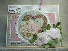 Marianne Design, Wedding Cards, Frame, Card Designs, Inspiration, Decor, Birthday, Cards, Wedding Ecards