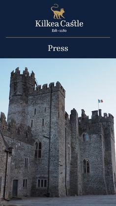 Kilkea Castle in the Media: Robb Report: Kilkea Castle.