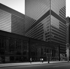 Federal Center, 1959-1973 Chicago, Illinois Mies van der Rohe, arch.