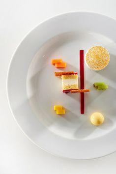 Coupe du Monde 2013 - Team Australia's plated dessert - The Chicago School of Mold Making #amazingdessert