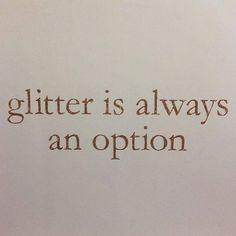 #glitter #inspiration