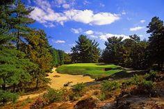 Pine Valley Golf Club, New Jersey USA