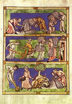 Robert II : A partir du °s, l'amélioration progressive de la productivité agricole entraine une expansion démographique qui est à la base d'une phase de croissance qui s'accélère à partir du X°s et dure jusqu'au 14°s. Vers 1310, Bonn