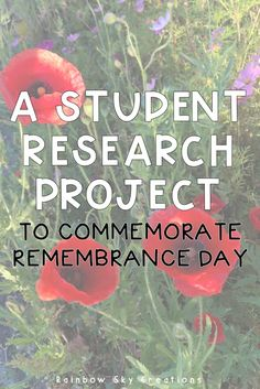 Remembrance Day Research Project School Resources, Teaching Resources, Teaching Ideas, Primary Classroom, Primary School, Canadian Social Studies, Anzac Day, Year 6, Unit Plan
