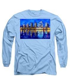 Long Sleeve T-Shirt - Vancouver British Columbia Canada