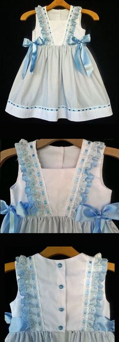 Molde Gratuito no Facebook: Dona Fada-Grupo de Moldes Gratuitos   Free Patterns in Facebook:  Lady Fairy-Free Pattern Group  (https://www.facebook.com/groups/1594730384185604/) -----------  (2 Dresses - with Ruffles and with Broderie Anglaise.pdf)