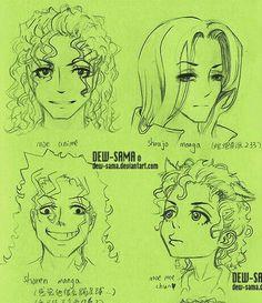 Michael Jackson anime ♡