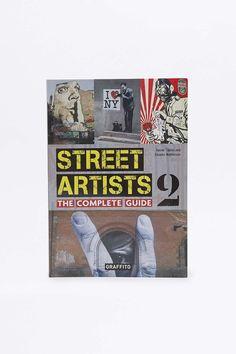 Street Artists 2 Book