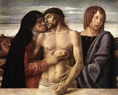 Naked Christ, Christianity Renaissance Photo Essay
