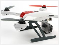 3 different drones for GoPro