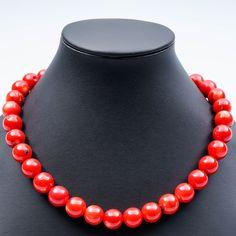 Korallihelminauha. Beaded Necklace, Jewelry, Fashion, Beaded Collar, Moda, Jewlery, Pearl Necklace, Jewerly, Fashion Styles