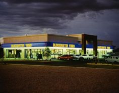 Blockbuster Video, Phoenix, Arizona, 1990 – Decca Builders