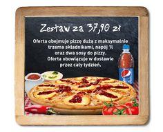 #pizza #dominium #promocja #zestaw