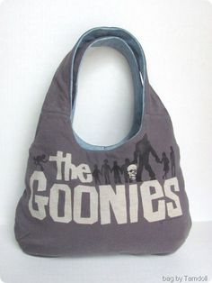 Tamdoll's Reversible Goonies Bag