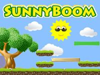 Play Sunny Boom and other math games at hoodamath.com.