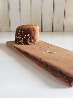 Handmade Live Edge Board - Beautiful live edge cherry perfect as a charcuterie board, cheese platter and much more!