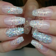 these are probably the first long nails that I've really liked.