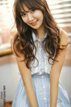 Jo In Young - 2013.08.18 - Blue Dress - Imgur