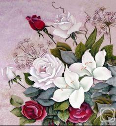 Valchuk Irina. Flowers