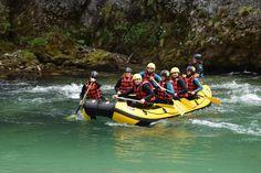 salza #rafting #gesäuse Rafting, Boat, Deep, Adventure, Vehicles, Outdoor Adventures, Trench, Water Sports, Campsite