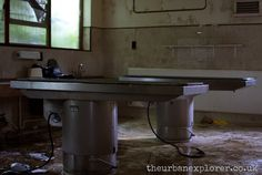 The 15 creepiest abandoned places in Britain you'd NEVER spend the night in – The Sun Abandoned Asylums, Abandoned Buildings, Abandoned Places In The Uk, Abandoned Hospital, Surrey, Britain, Creepy, Saints, Night