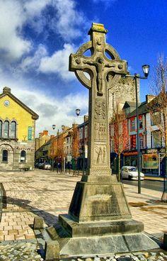 High Cross - Cashel, Tipperary, Ireland (by andrewstaszok)