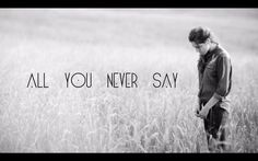 Birdy - All You Never Say [Official Lyric Video]