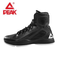 78.75$  Buy now - http://ali16n.worldwells.pw/go.php?t=32690510350 - PEAK SPORT ALAXY IV Star Models Men Basketball Shoes High Top Athlete Sneakers radient Dual FOOTHOLD Tech Boots EUR 40-48