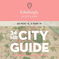 24 Hours in Edinburgh with Eloise Leeson