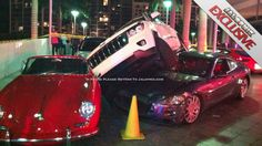 And _that_ is why I never use valet parking.