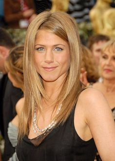 perfect Jennifer Aniston hair